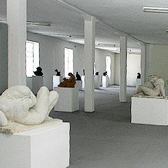 The collection of Croatian sculpture from the 19th to the 21st century